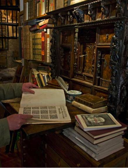 Lugar de lectura, Antonio Arabesco